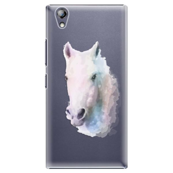 Plastové pouzdro iSaprio - Horse 01 - Lenovo P70