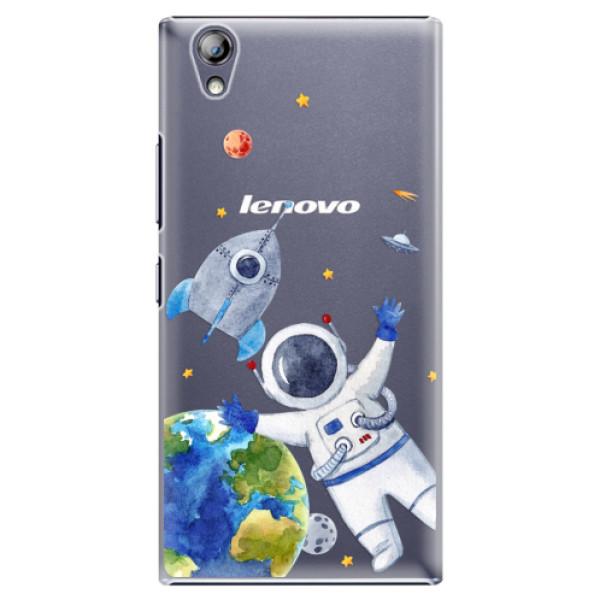 Plastové pouzdro iSaprio - Space 05 - Lenovo P70