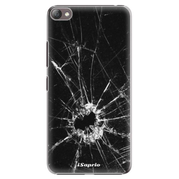 Plastové pouzdro iSaprio - Broken Glass 10 - Lenovo S60