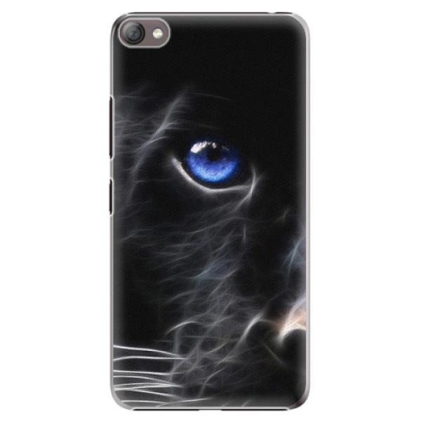 Plastové pouzdro iSaprio - Black Puma - Lenovo S60