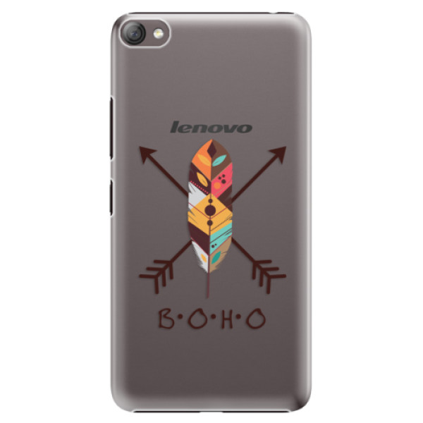 Plastové pouzdro iSaprio - BOHO - Lenovo S60