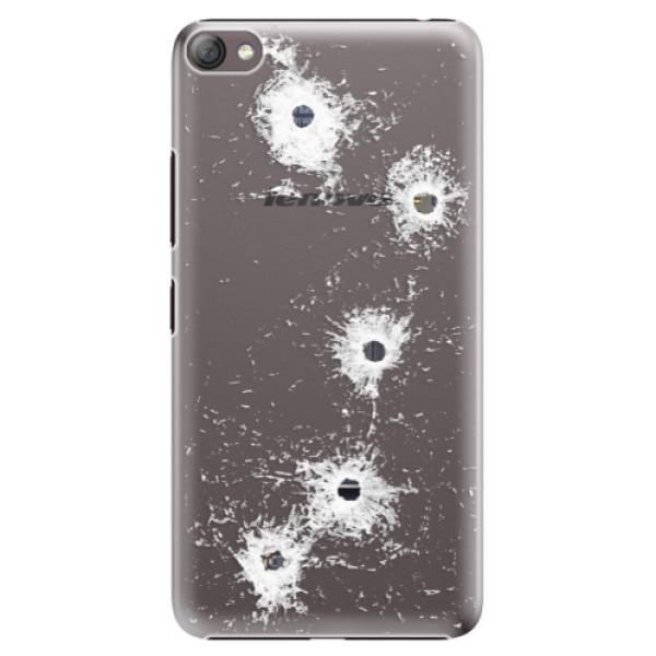 Plastové pouzdro iSaprio - Gunshots - Lenovo S60