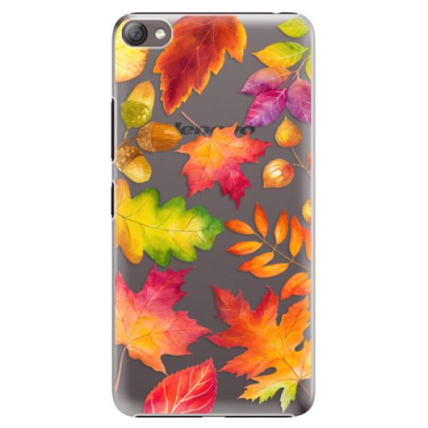 Plastové pouzdro iSaprio - Autumn Leaves 01 - Lenovo S60