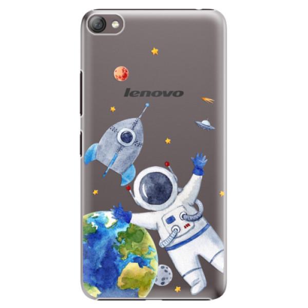 Plastové pouzdro iSaprio - Space 05 - Lenovo S60