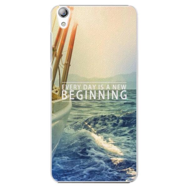 Plastové pouzdro iSaprio - Beginning - Lenovo S850