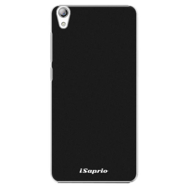 Plastové pouzdro iSaprio - 4Pure - černý - Lenovo S850