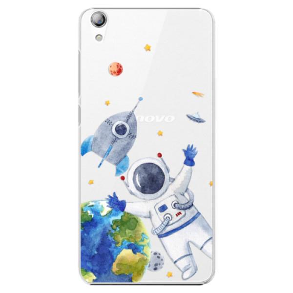 Plastové pouzdro iSaprio - Space 05 - Lenovo S850