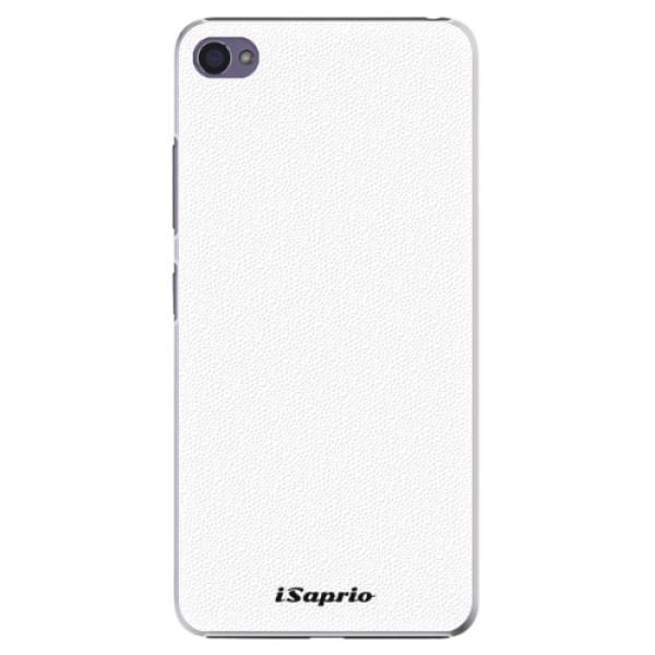 Plastové pouzdro iSaprio - 4Pure - bílý - Lenovo S90