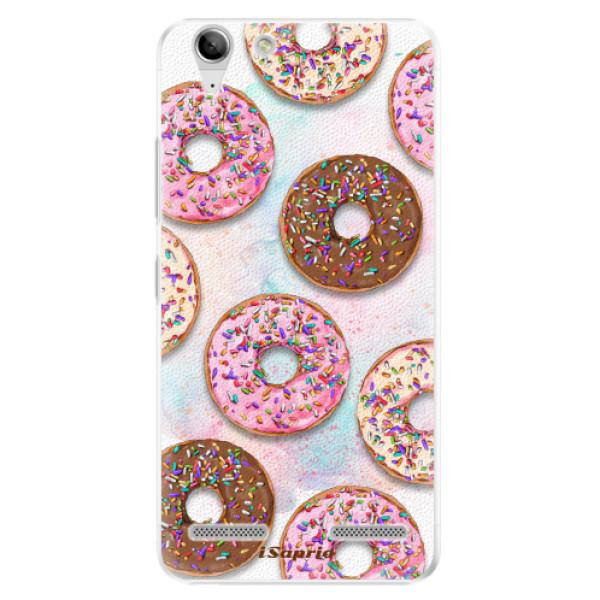 Plastové pouzdro iSaprio - Donuts 11 - Lenovo Vibe K5