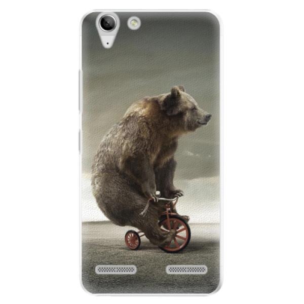 Plastové pouzdro iSaprio - Bear 01 - Lenovo Vibe K5