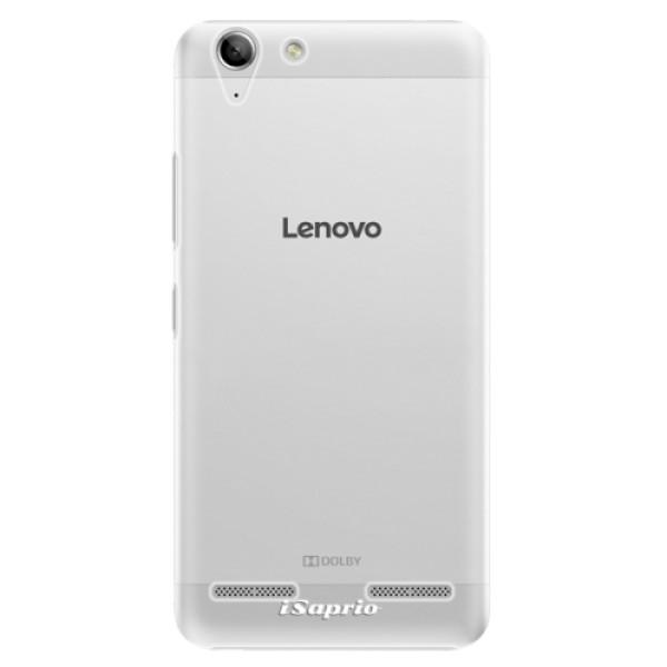 Plastové pouzdro iSaprio - 4Pure - mléčný bez potisku - Lenovo Vibe K5