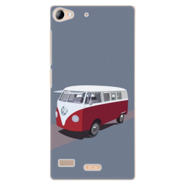 Plastové pouzdro iSaprio - VW Bus - Lenovo Vibe X2