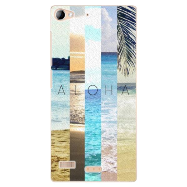 Plastové pouzdro iSaprio - Aloha 02 - Lenovo Vibe X2