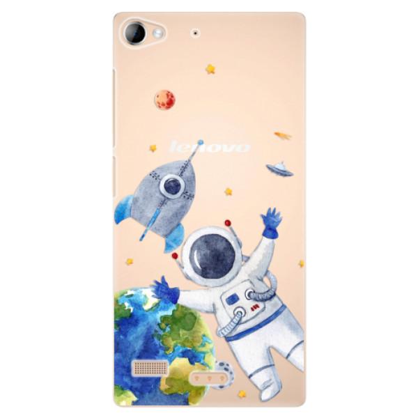 Plastové pouzdro iSaprio - Space 05 - Lenovo Vibe X2