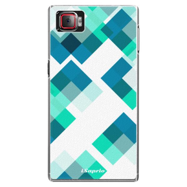 Plastové pouzdro iSaprio - Abstract Squares 11 - Lenovo Z2 Pro