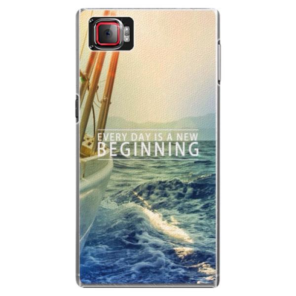 Plastové pouzdro iSaprio - Beginning - Lenovo Z2 Pro