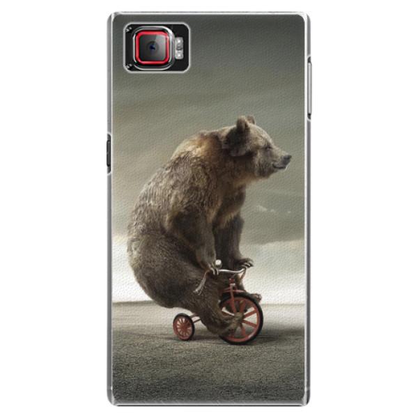Plastové pouzdro iSaprio - Bear 01 - Lenovo Z2 Pro