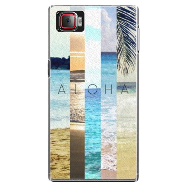 Plastové pouzdro iSaprio - Aloha 02 - Lenovo Z2 Pro