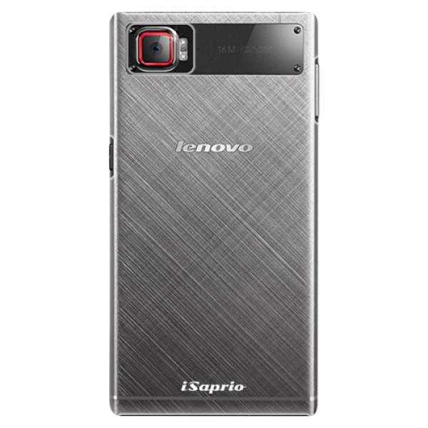 Plastové pouzdro iSaprio - 4Pure - mléčný bez potisku - Lenovo Z2 Pro