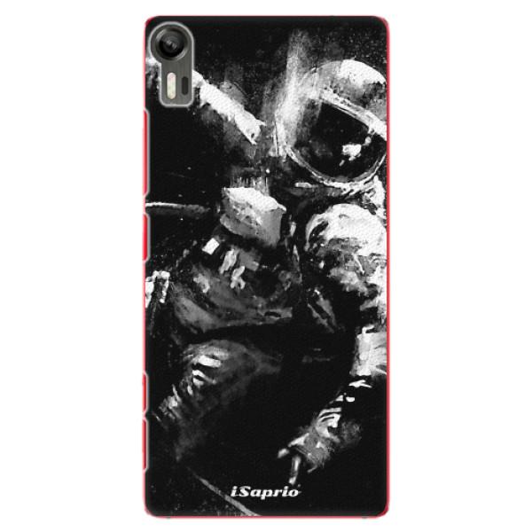 Plastové pouzdro iSaprio - Astronaut 02 - Lenovo Vibe Shot