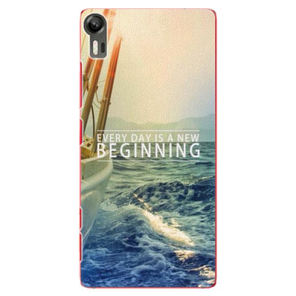 Plastové pouzdro iSaprio - Beginning - Lenovo Vibe Shot
