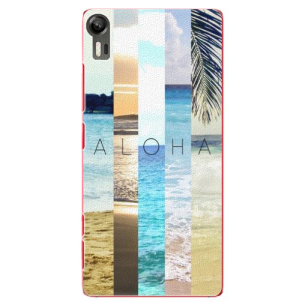 Plastové pouzdro iSaprio - Aloha 02 - Lenovo Vibe Shot