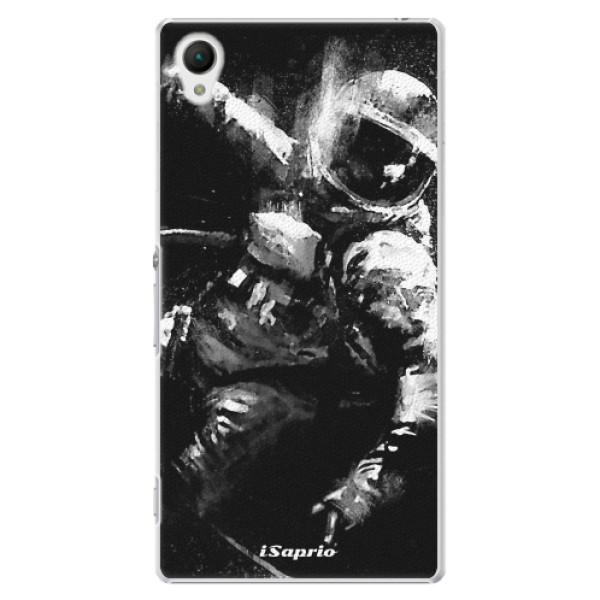 Plastové pouzdro iSaprio - Astronaut 02 - Sony Xperia Z1