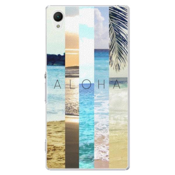Plastové pouzdro iSaprio - Aloha 02 - Sony Xperia Z1