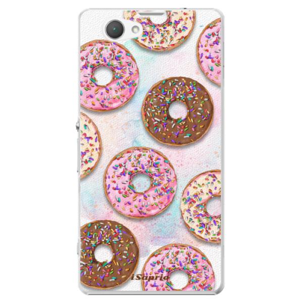Plastové pouzdro iSaprio - Donuts 11 - Sony Xperia Z1 Compact