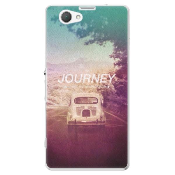 Plastové pouzdro iSaprio - Journey - Sony Xperia Z1 Compact