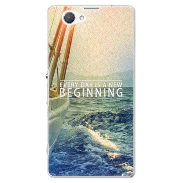 Plastové pouzdro iSaprio - Beginning - Sony Xperia Z1 Compact