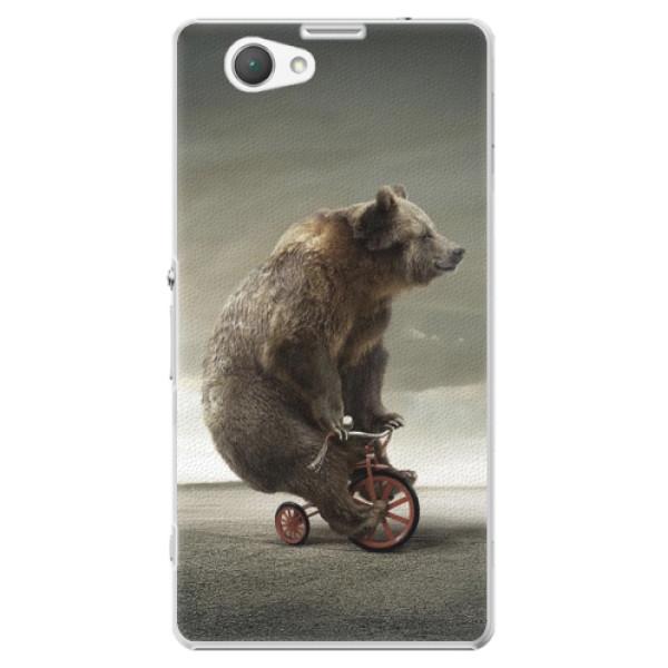 Plastové pouzdro iSaprio - Bear 01 - Sony Xperia Z1 Compact