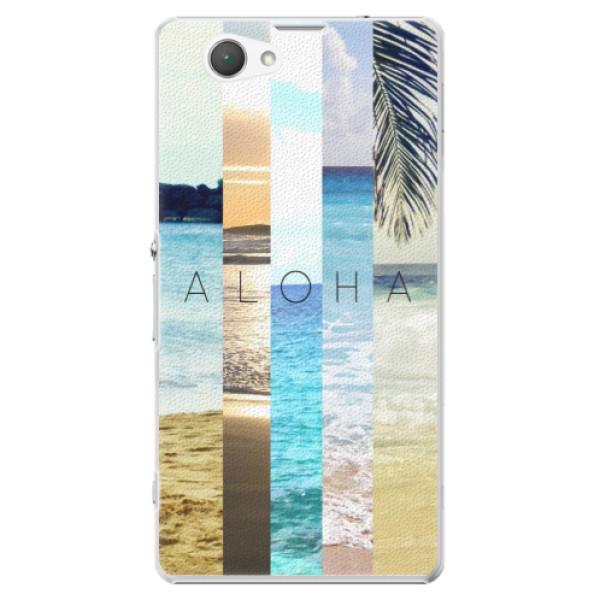 Plastové pouzdro iSaprio - Aloha 02 - Sony Xperia Z1 Compact