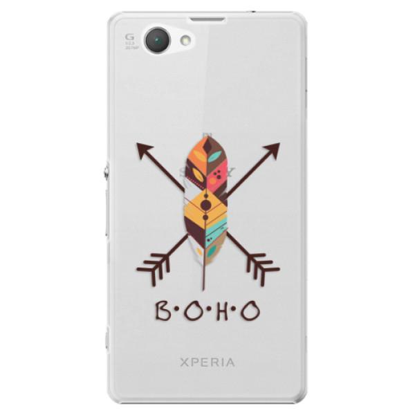 Plastové pouzdro iSaprio - BOHO - Sony Xperia Z1 Compact