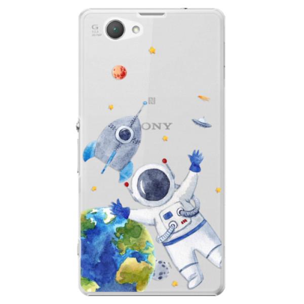 Plastové pouzdro iSaprio - Space 05 - Sony Xperia Z1 Compact