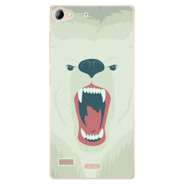 Plastové pouzdro iSaprio - Angry Bear - Sony Xperia Z2