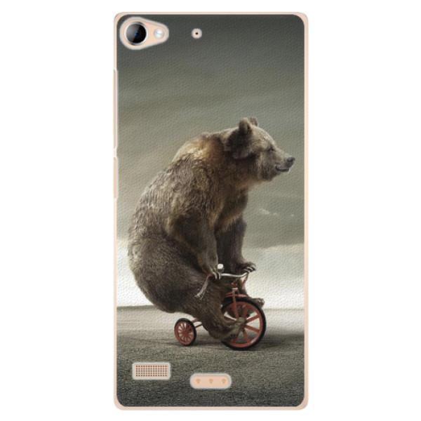 Plastové pouzdro iSaprio - Bear 01 - Sony Xperia Z2