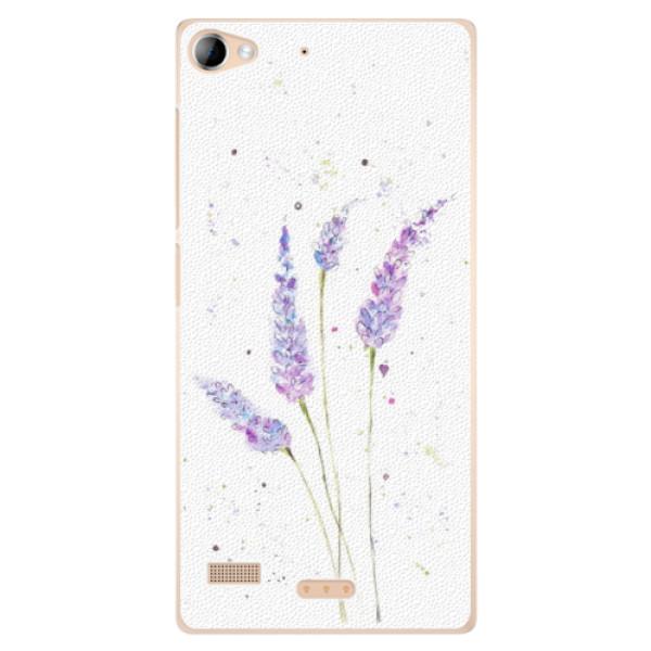Plastové pouzdro iSaprio - Lavender - Sony Xperia Z2