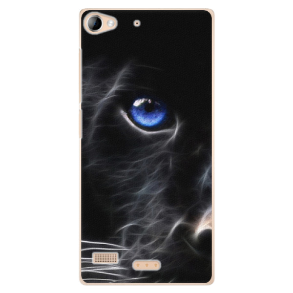 Plastové pouzdro iSaprio - Black Puma - Sony Xperia Z2