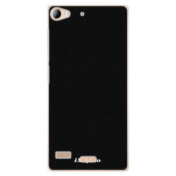 Plastové pouzdro iSaprio - 4Pure - černý - Sony Xperia Z2