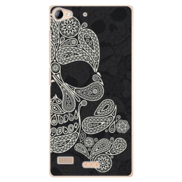 Plastové pouzdro iSaprio - Mayan Skull - Sony Xperia Z2
