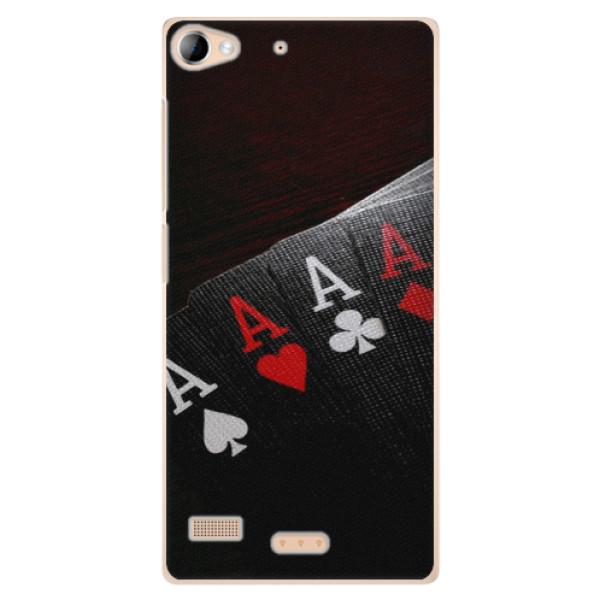 Plastové pouzdro iSaprio - Poker - Sony Xperia Z2