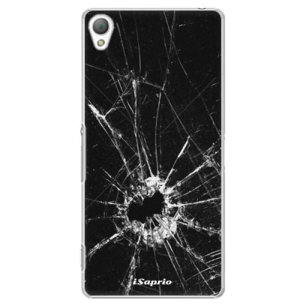Plastové pouzdro iSaprio - Broken Glass 10 - Sony Xperia Z3