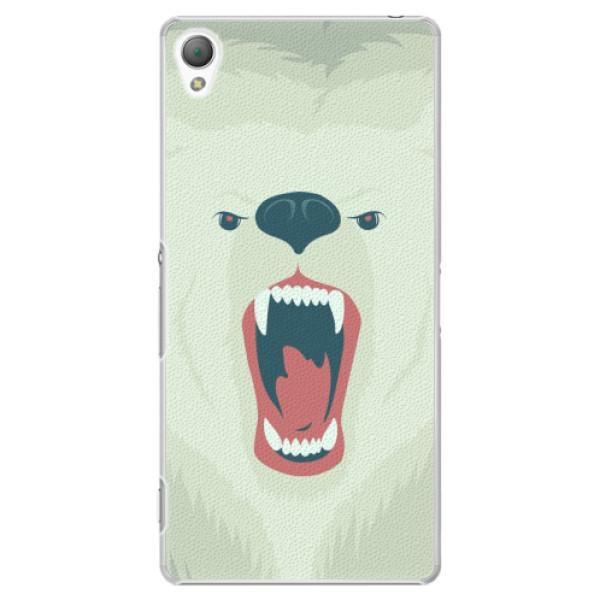Plastové pouzdro iSaprio - Angry Bear - Sony Xperia Z3