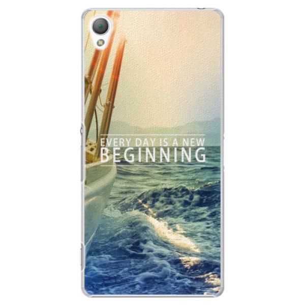 Plastové pouzdro iSaprio - Beginning - Sony Xperia Z3