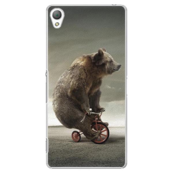 Plastové pouzdro iSaprio - Bear 01 - Sony Xperia Z3