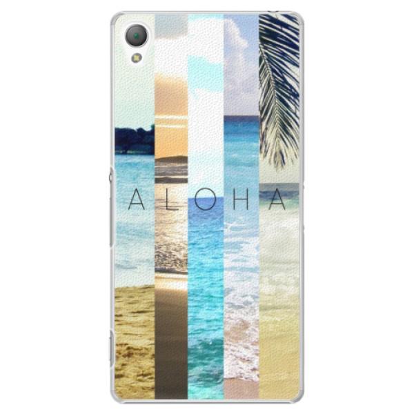 Plastové pouzdro iSaprio - Aloha 02 - Sony Xperia Z3