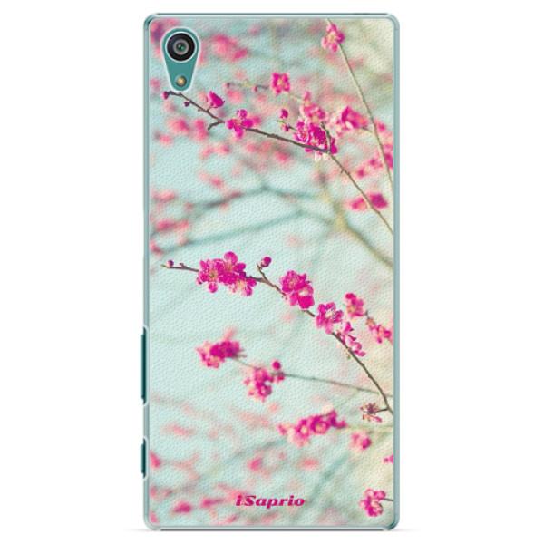 Plastové pouzdro iSaprio - Blossom 01 - Sony Xperia Z5
