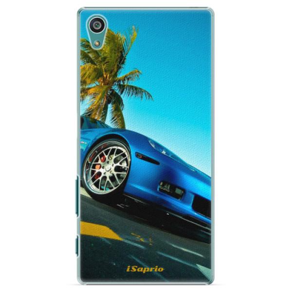 Plastové pouzdro iSaprio - Car 10 - Sony Xperia Z5