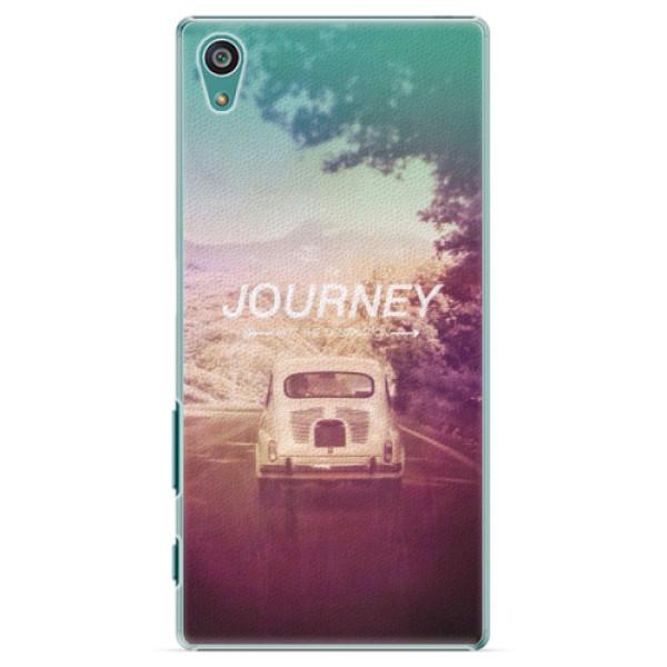 Plastové pouzdro iSaprio - Journey - Sony Xperia Z5